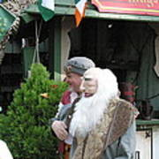 Maryland Renaissance Festival - People - 121267 Poster by DC Photographer