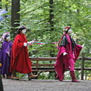 Maryland Renaissance Festival - People - 121289 Poster by DC Photographer