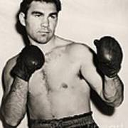 Max Schmeling Poster by Pg Reproductions
