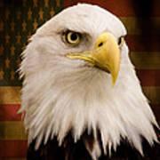 May Your Heart Soar Like An Eagle Poster by Jordan Blackstone
