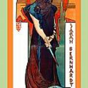 Medee Poster by Alphonse Maria Mucha