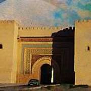 Meknes Poster by Catf