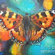 Metamorphose Poster by Leigh Banks