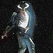 Michael Jackson Poster by Georgi Dimitrov