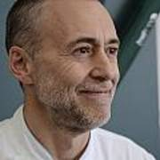 Michel Roux Jr. Poster by CandyAppleRed Images