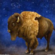 Midnight Thunder... Poster by Will Bullas
