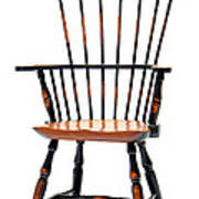 Miniature Windsor Armchair  Poster by Olivier Le Queinec