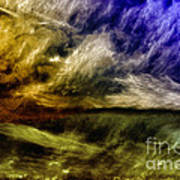 Mirage Poster by Gerlinde Keating - Galleria GK Keating Associates Inc