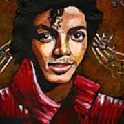 MJ Poster by RiA RiA
