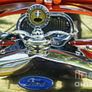 Model T Ford Poster by Robert Bales