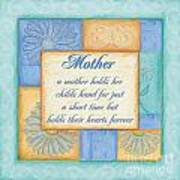 Mother's Day Spa Poster by Debbie DeWitt