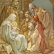 Nativity Poster by John Lawson