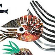Nautilus Poster by Earl ContehMorgan