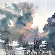 New England No.197 Poster by Sumiyo Toribe