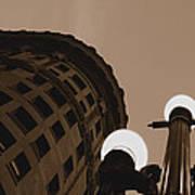 Night Light Poster by Steven Milner