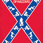 No108 My The Dukes Of Hazzard Movie Poster Poster by Chungkong Art