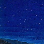 Nocturnal Landscape Poster by Francois-Louis Schmied