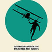 North By Northwest Poster 1 Poster by Naxart Studio