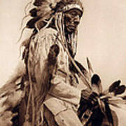 Old Cheyenne Poster by Studio Photo