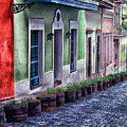 Old San Juan Puerto Rico Poster by Thomas R Fletcher
