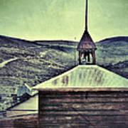 Old Schoolhouse Poster by Jill Battaglia