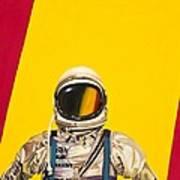 One Golden Arch Poster by Scott Listfield