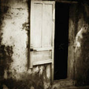 Open Door Poster by Skip Nall