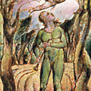 P.125-1950.pt2 Frontispiece Plate 2 Poster by William Blake