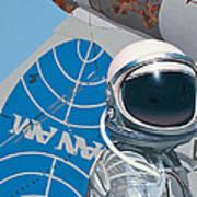 Pan Am Poster by Scott Listfield