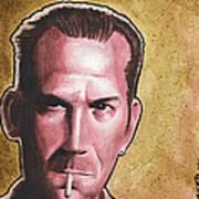 Pat Poster by David Shumate