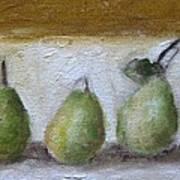 Pears Poster by Venus