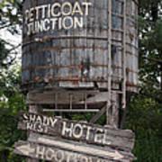 Petticoat Junction Poster by Kristin Elmquist