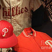 Philadelphia Phillies Poster by David Rucker