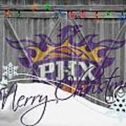 Phoenix Suns Poster by Joe Hamilton