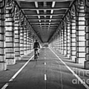 Pont De Bercy Poster by Delphimages Photo Creations