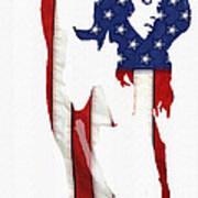 Proud Girl Poster by Steve K