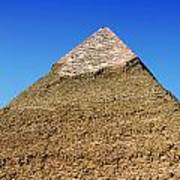 Pyramids Of Giza 15 Poster by Antony McAulay
