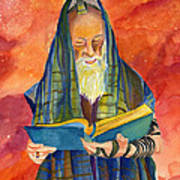 Rabbi I Poster by Dawnstarstudios