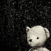 Rainy Days Poster by Tim Gainey