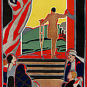 Red Cross Poster, 1919 Poster by Granger