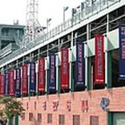 Red Sox Heroes Poster by Sue  Thomson