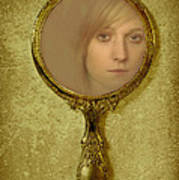 Reflection Poster by Amanda Elwell