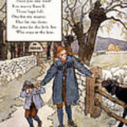 Richardson: Mother Goose Poster by Granger