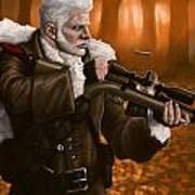 Rifleman Poster by Mark Zelmer