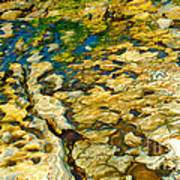 Ripples In Time Poster by Artist and Photographer Laura Wrede