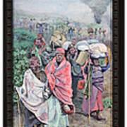 Rwanda Poster by Mike Walrath