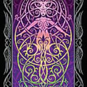 Sacred Ecology V.2 Poster by Cristina McAllister