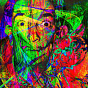 Salvador Dali 20130613 Poster by Wingsdomain Art and Photography