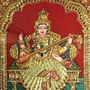 Saraswathi  Poster by Jayashree