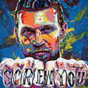 Screw You Poster by Maria Arango